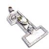 ダイヤモンドのペンダントをリフォームしました。