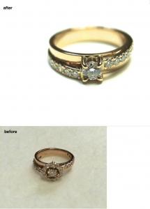 pinkgolddiamondring0602